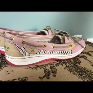 Sperry- topsider boat shoes